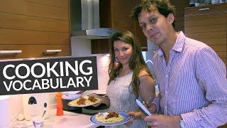 Real English: KITCHEN and COOKING Vocabulary