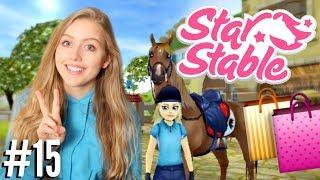 LEKKER GAAN SHOPPEN!!! | Star Stable #15