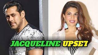 Bollwood News l Jacqueline Upset with Salman Khan for choosing Katrina kaif
