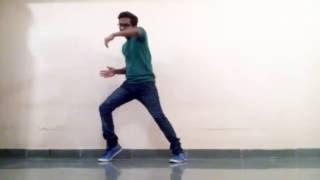 Bol Do Na Jara | Lyrical hip hop dance video by Manoj Patil