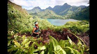 Xterra trail Tahiti : l'Enfer au Paradis
