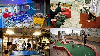 Di Jamin Betah Di Kantor !! 7 Fasilitas Ini Cuma Ada Di Kantor Google