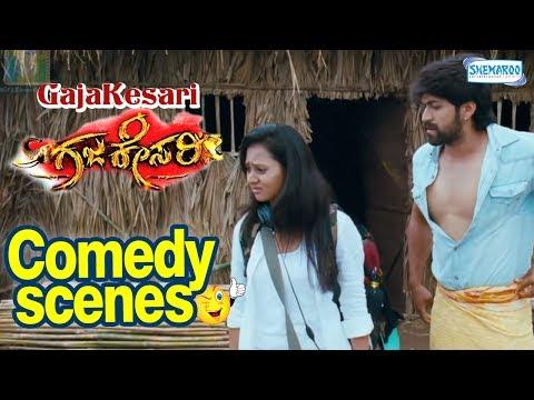 Xxx Mp4 GajaKesari Kannada Movie Sakkath Comedy Yash Sadhu Kokila Amulya 3gp Sex