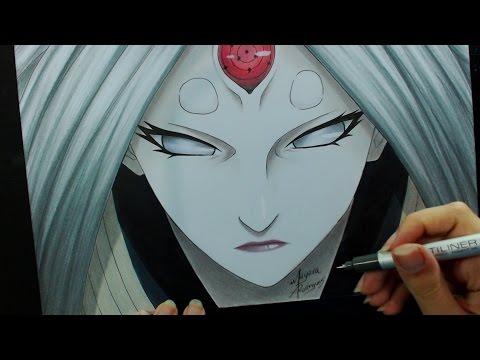Xxx Mp4 Speed Drawing Ootsutsuki Kaguya Naruto 3gp Sex