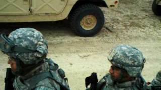 Gunner's View 485th Engineer Company Urban Operations Scenario PART 1 of 4
