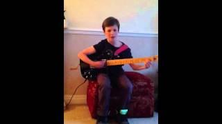 Finley singing Pumped Up Kicks
