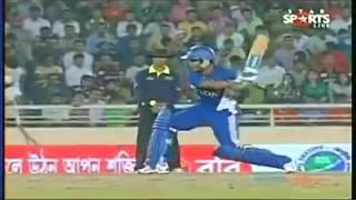 Shakib Al Hasan 86* off 41 ball's vs Dhaka Gladiators, BPL 2012