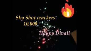 Diwali Sky Shot Cracker