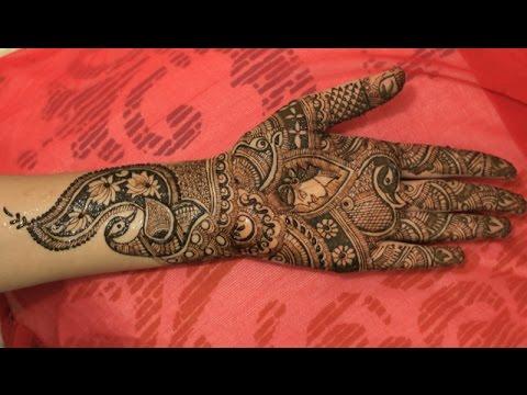 Xxx Mp4 A Beautiful Piece Of Indian Henna Mehendi Designs For Full Hands Bridal Mehndi Dulha Karwa Chauth 3gp Sex