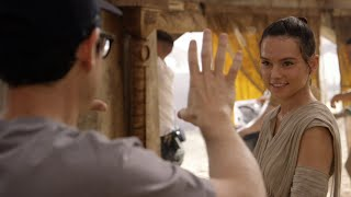 Casting Rey | The Force Awakens Bonus Features