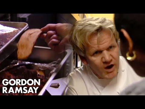 Gordon Ramsay's WORST Chicken Experiences on Kitchen Nightmares