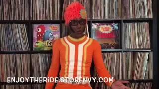 Enjoy The Ride Records Dj Lance Rock Yo Gabba Gabba Vinyl promo video