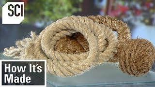 How to Make Rope | How It