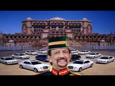 Sultan of Brunei & His 5 000 Car Collection