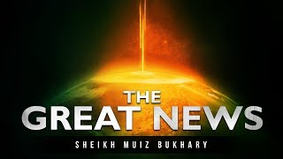 [MIND-BLOWING] Allah Is Recording EVERYTHING You Do! (Surah An-Naba) - Muiz Bukhary