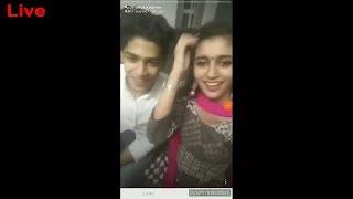 Priya Prakash Varrier's FIRST Live Video With Boyfriend Roshan | Oru Adaar Love Teaser Release