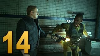 Advanced Warfare Walkthrough - Mission 14 - CAPTURED (Call of Duty Campaign Let's Play)
