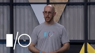 High performance web user interfaces  - Google I/O 2016