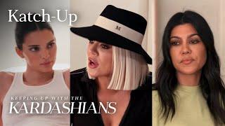 "Khloé Kardashian Interferes With Kendall & Kourtney's Argument: ""KUWTK"" Katch-Up (S16, Ep10)"