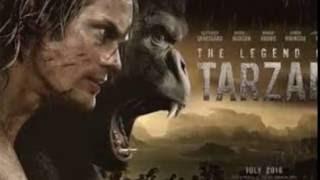 The Legend of Tarzan New Hollywood Movie 2016 Full movie