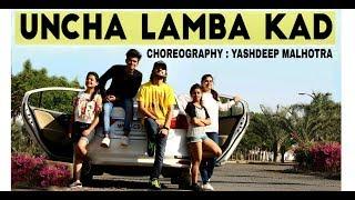 Ucha Lamba Kad | Welcome | Choreography