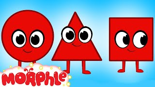 My Magic Shapes - Learn Shapes with My Magic Pet Morphle Episode #8