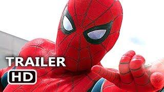 SPІDЕR-MАN HΟMЕCΟMІNG First 10 Minutes ! (2017) Marvel Movie HD