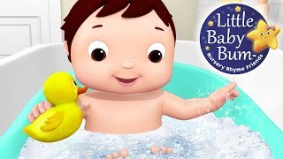 Bath Song | Part 2 | Nursery Rhymes | Original Songs By LittleBabyBum!