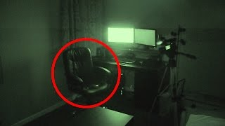 More Poltergeist Activity | Daniel And Anna EVP | Real Paranormal Activity Part 64