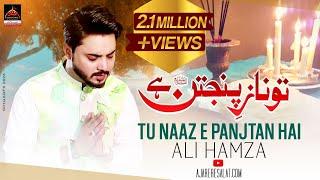 Qasida - Tu Naz e Panjatan A.s Hay - Ali Hamza - 2016