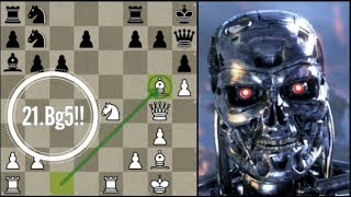 AlphaZero stuns with another brilliant move Engines took hours to understand