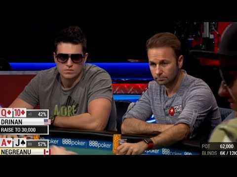 I'm Almost In The Money! $111,111 WSOP One Drop With Daniel Negreanu, Elky, Cheet