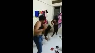 Telugu village recording dance