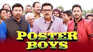 Poster Boys Official Trailer Out | Sunny Deol | Bobby Deol | Shreyas Talpade