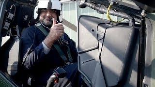 Pakistani PM joins Turkish helicopter ATAK