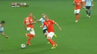 2014 FIFA World Cup ~ Semi-Finals ~ Holland 0 - 0 Argentina (2-4 Pens)
