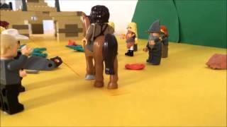 Lego Palm Sunday Movie