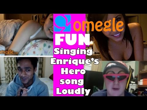 Omegle Fun!! **Show me your Boobs** & Singing Songs Loudly!!