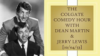 The Colgate Comedy Hour:  October 4 1953
