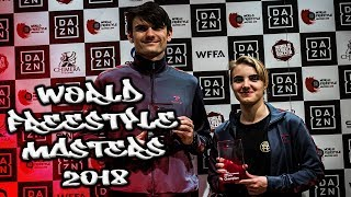 World Freestyle Masters 2018 Highlights