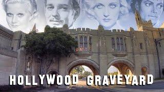 FAMOUS GRAVE TOUR - Forest Lawn Glendale #2 (Michael Jackson, Elizabeth Taylor, etc.)
