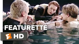 Titanic Featurette - Physical Shoot (1997) - Leonardo DiCaprio, Kate Winslet Movie HD