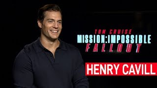 Henry Cavill: I had to go to a special place in my head