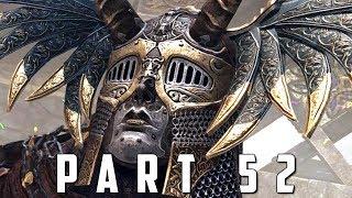 GOD OF WAR Walkthrough Gameplay Part 52 - GUNNR VALKYRIE (God of War 4)