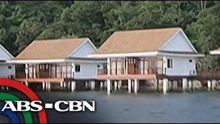 TV Patrol: World-class resort sa Palawan, ilegal ang pagpapatayo?