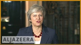 UK ministers back Theresa May on Brexit deal