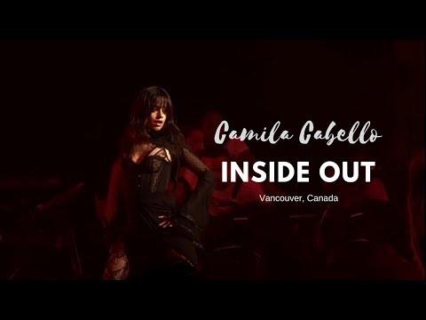 Inside Out - Camila Cabello (Vancouver, Canada)