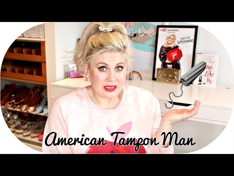 American Tampon Man LPStoryTime