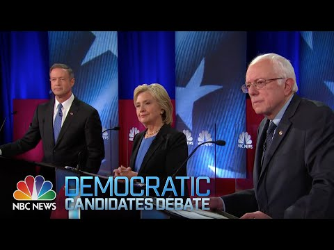 NBC News YouTube Democratic Debate Full