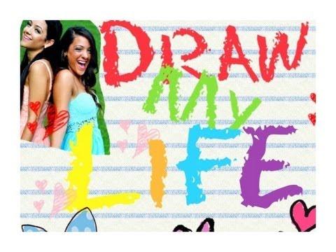 Draw My Life NikiandGabiBeauty